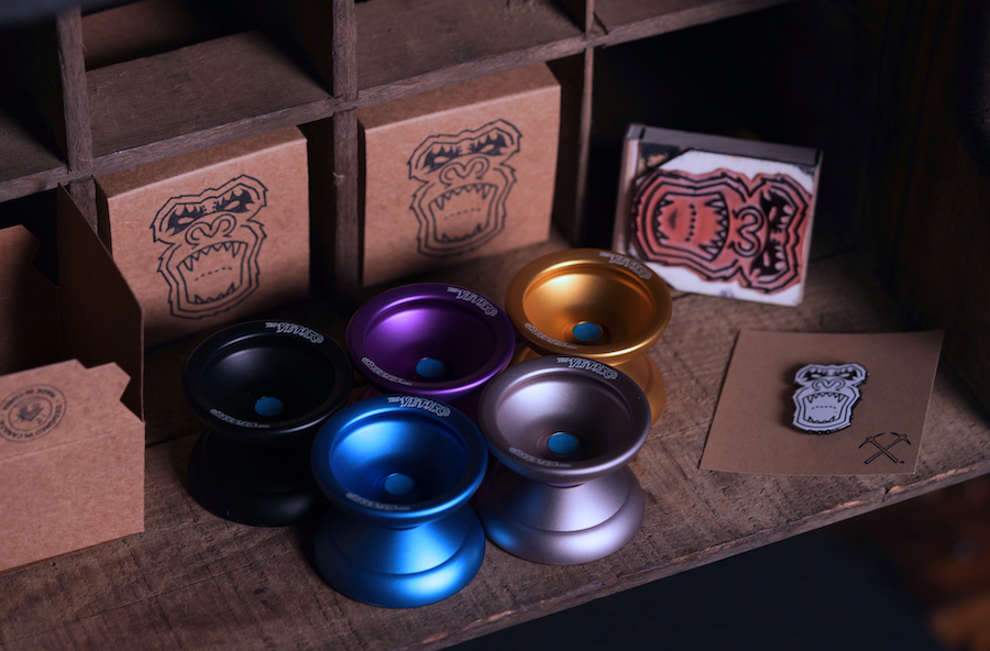 CLYW Metal Yeti return top yoyo