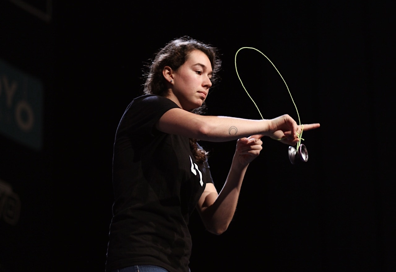 2017 World YoYo Contest Women's Division Champion - Tessa Piccillo